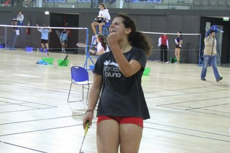 Sónia Gonçalves passa primeira ronda no Europeu de badminton
