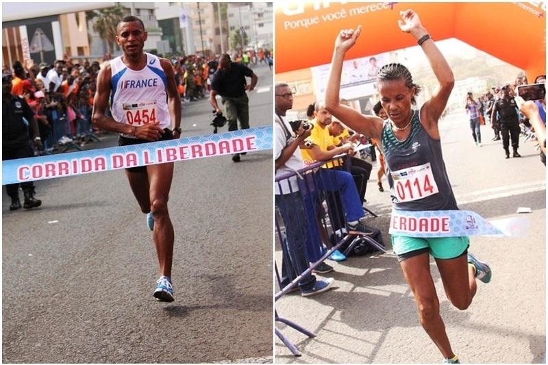 Atletismo/Cabo Verde Adilson Spencer e Crisolita Rodrigues ... - Sapo Desporto